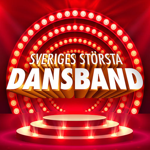 Sveriges största dansband by Various Artists