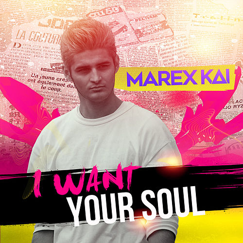 I Want Your Soul by Marex Kai