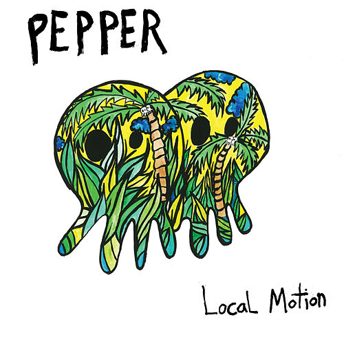 Local Motion by Pepper