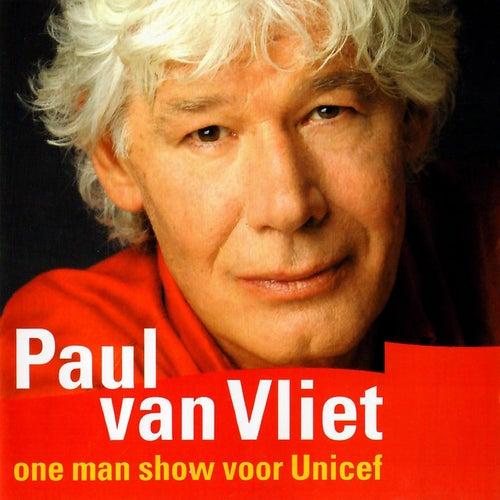 One man show voor Unicef de Paul Van Vliet