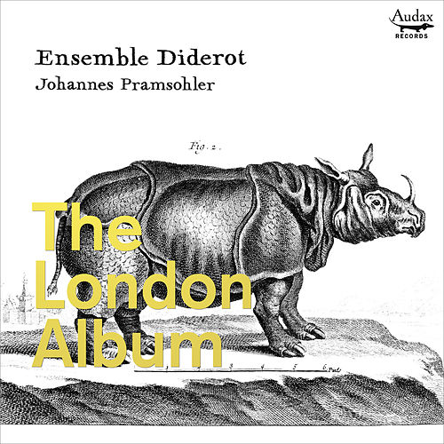 The London Album by Ensemble Diderot