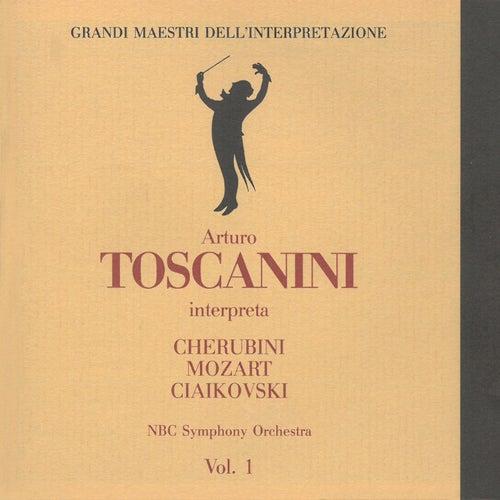 Cherubini, Mozart & Tchaikovsky: Orchestral Works by NBC Symphony Orchestra