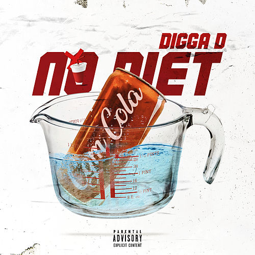 No Diet by Digga D