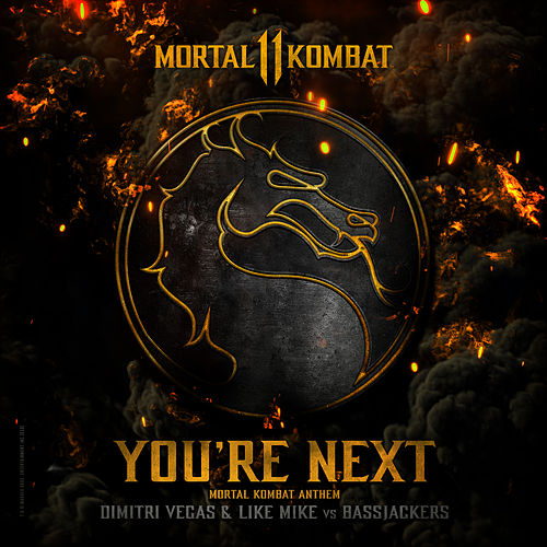 You're Next de Dimitri Vegas & Like Mike