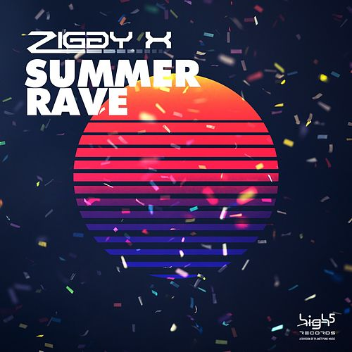 Summer Rave by Ziggy X
