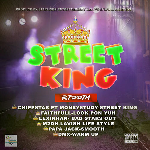Street King Riddim de Various Artists