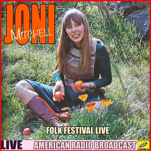 Folk Festival Live (Live) de Joni Mitchell