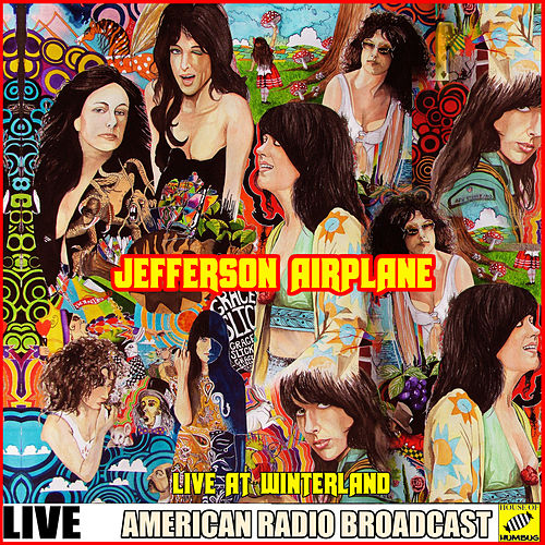 Jefferson Airplane - Live at Winterland (Live) de Jefferson Airplane