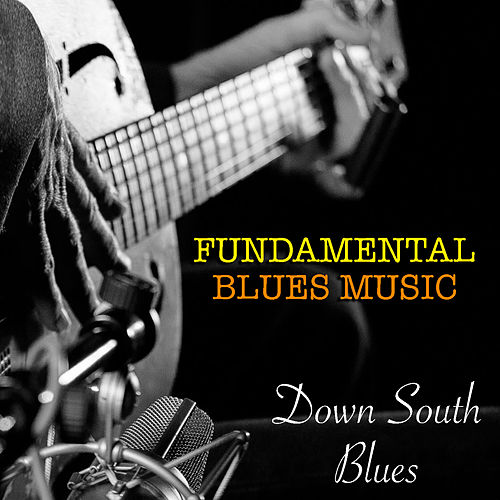Down South Blues Fundamental Blues Music by Various Artists