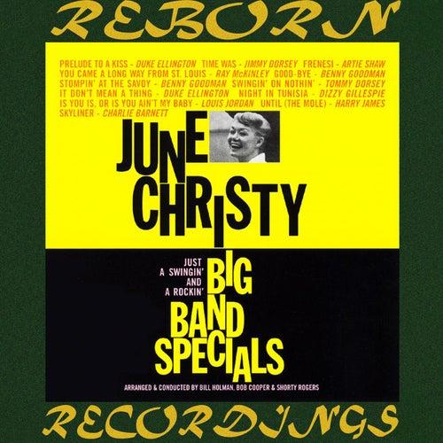 Big Band Specials (HD Remastered) von June Christy