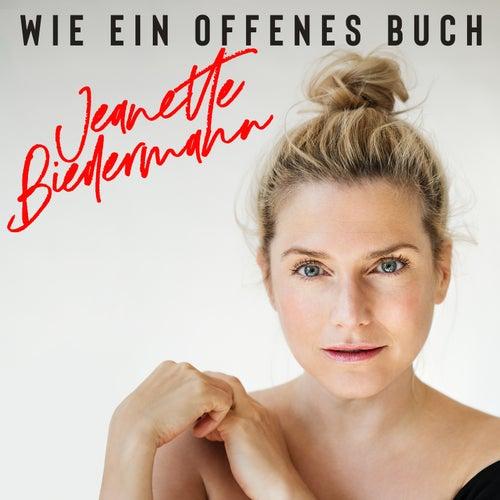 Wie ein offenes Buch de Jeanette Biedermann