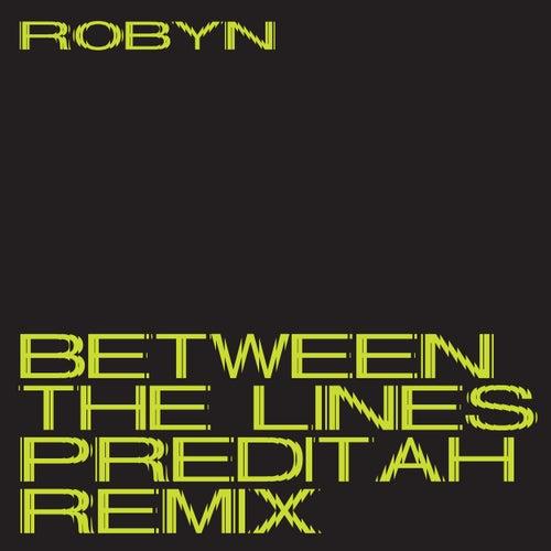 Between the Lines von Robyn