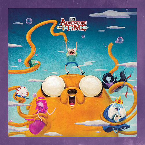 Adventure Time, Vol.4 (Original Soundtrack) von Adventure Time