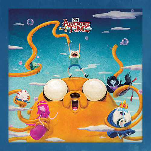 Adventure Time, Vol.3 (Original Soundtrack) von Adventure Time