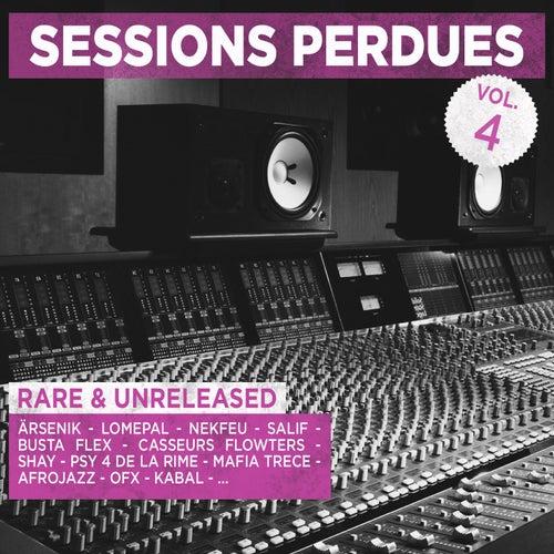 Sessions perdues, Vol. 4 de Various Artists