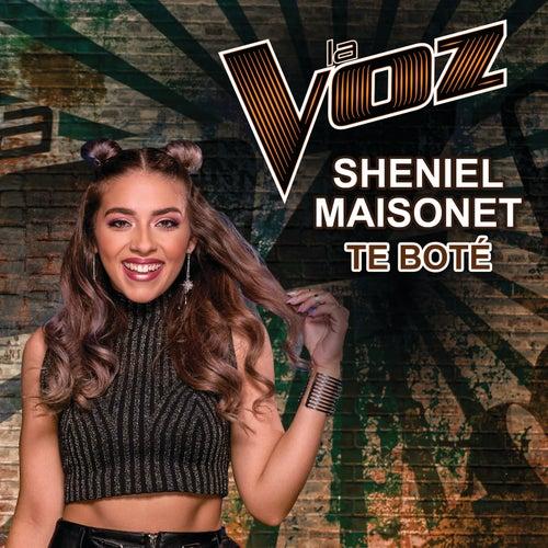 Te Boté (La Voz US) von Sheniel Maisonet