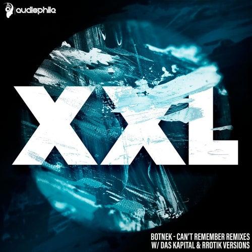 Can't Remember Remixes von Botnek