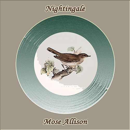 Nightingale by Mose Allison