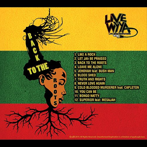 Back to the Roots de Live Wyya