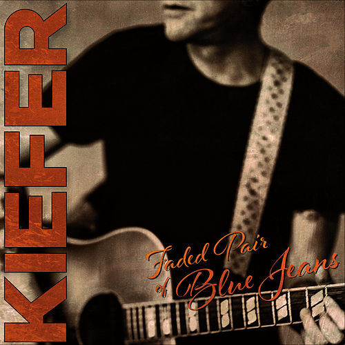Faded Pair of Blue Jeans von Kiefer Sutherland