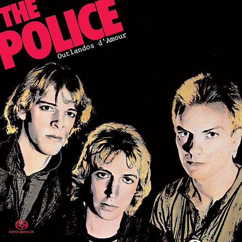 Outlandos D'Amour (Remastered 2003) de The Police