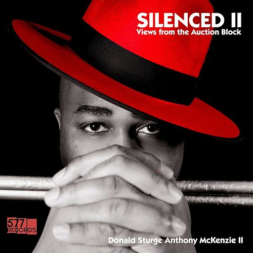 Silenced II: Views From the Auction Block de Donald Sturge Anthony McKenzie II