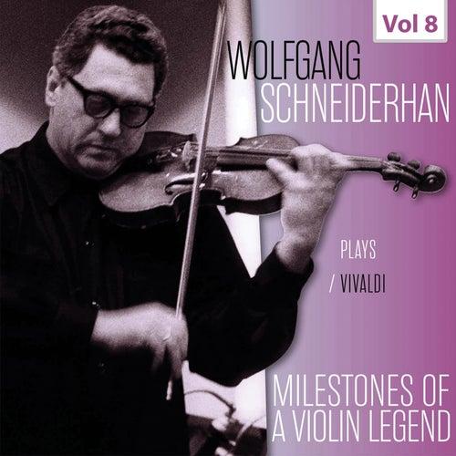 Milestones of a Violin Legend: Wolfgang Schneiderhan, Vol. 8 de Wolfgang Schneiderhan