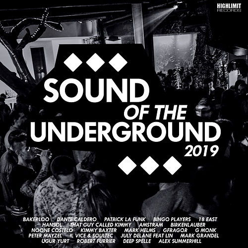Sound Of The Underground 2019 - EP von Various Artists