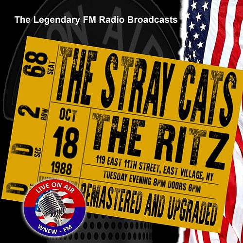 Legendary FM Broadcasts - The Ritz, East Village NY    by