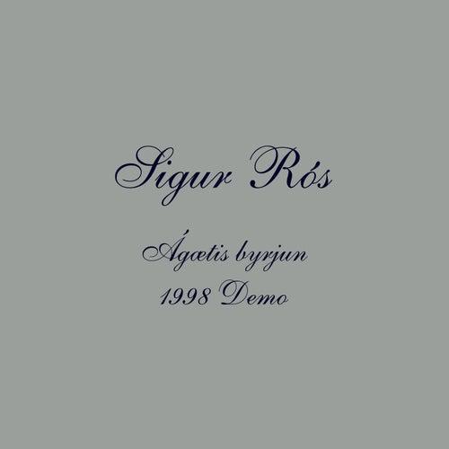 Ágætis byrjun (1998 Demo) de Sigur Ros