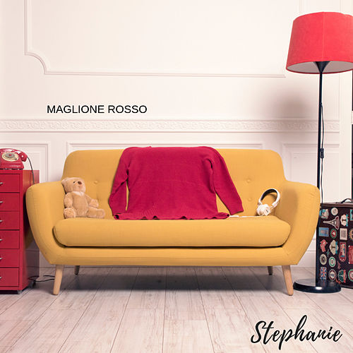 Maglione Rosso by Stephanie