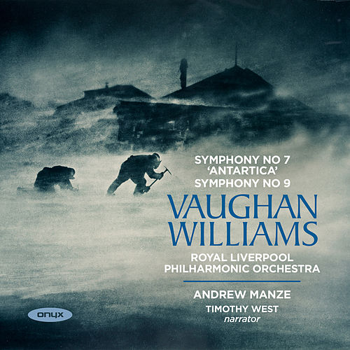 Vaughan Williams: Sinfonia Antartica, Symphony No. 9 de Royal Liverpool Philharmonic Orchestra