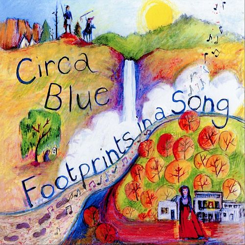 Footprints in a Song von Circa Blue