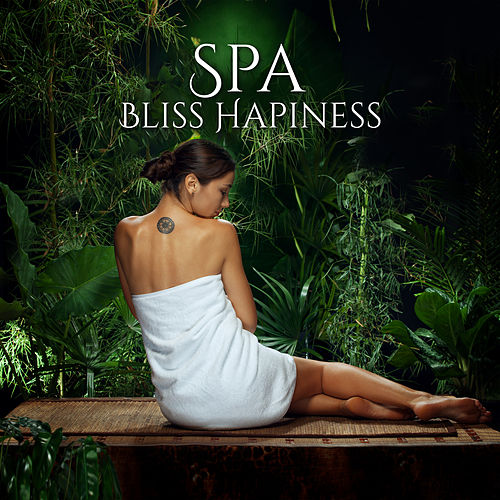 Spa Bliss Hapiness: 2019 New Age Music for Wellness, Massage Therapy & Sauna by S.P.A