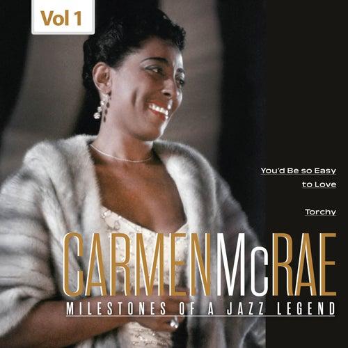 Milestones of a Jazz Legend - Carmen McRae, Vol. 1 de Carmen McRae