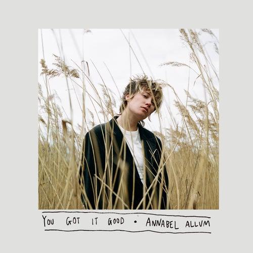 You Got It Good by Annabel Allum