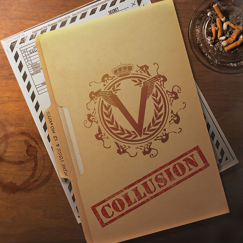 Collusion - EP by Mike Voss