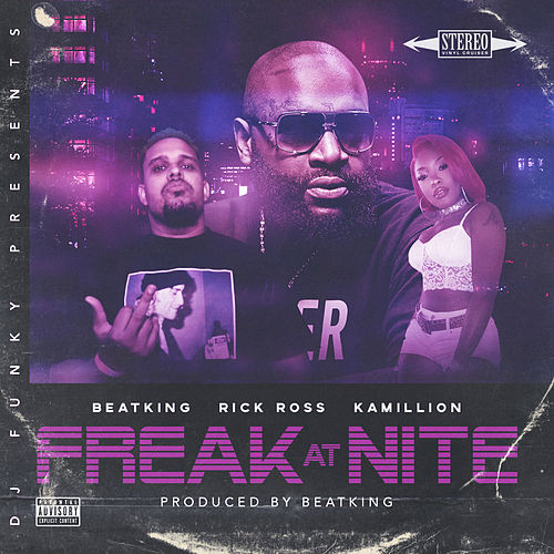 Freak At Nite (Remix) [feat. Beatking, Rick Ross & Kamillon] de DJ Funky