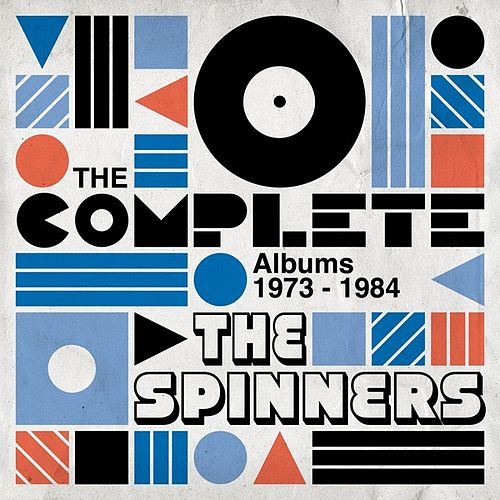 The Complete Albums 1973-1984 de The Spinners