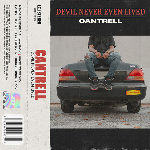 Devil Never Even Lived by Various Artists