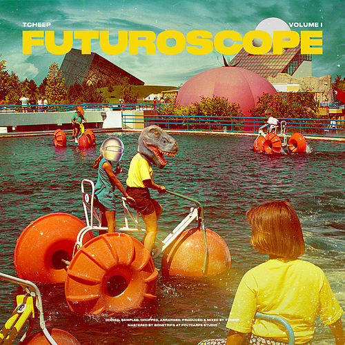 Futuroscope, Vol. 1 by Tcheep