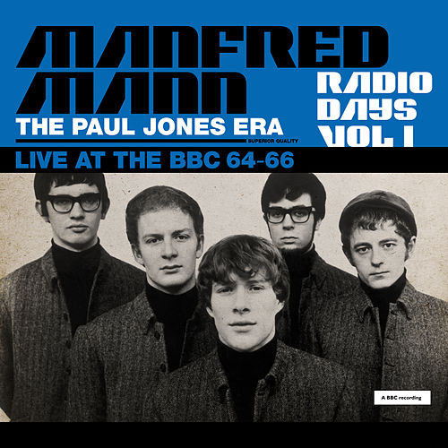 Radio Days, Vol. 1: Manfred Mann Chapter One (The Paul Jones Era) by Various Artists