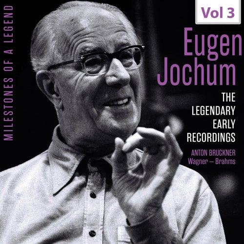 Milestones of a Legend: Eugen Jochum, Vol. 3 de Wiener Philharmoniker