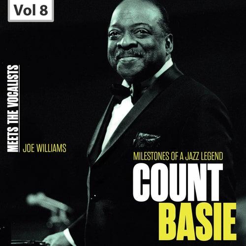 Milestones of a Jazz Legend - Meets the Vocalists, Vol. 8 de Count Basie