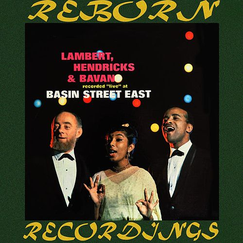 Live at Basin Street East (HD Remastered) von Lambert