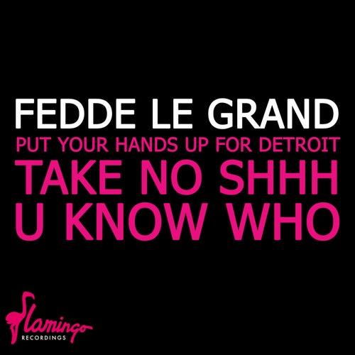 Bad Ass EP von Fedde Le Grand