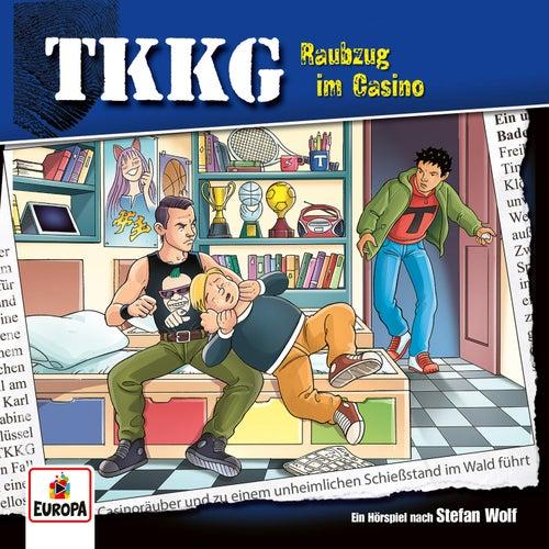 210/Raubzug im Casino von TKKG
