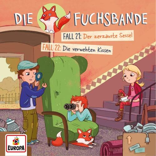 011/Fall 21: Der zerzauste Sessel / Fall 22: Die verwehten Kissen von Die Fuchsbande