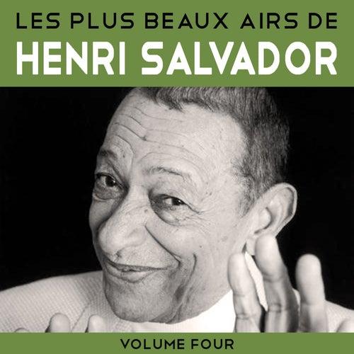 Les plus beaux airs, Vol. 4 by Henri Salvador