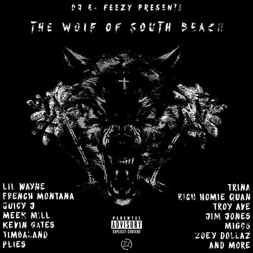 The Wolf Of South Beach by DJ E-Feezy